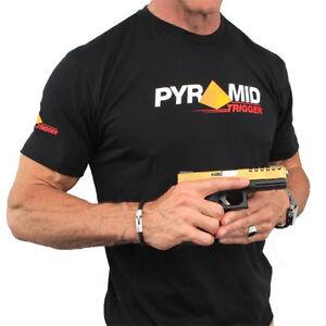 Pyramid Trigger Graphic T-Shirt 5029