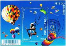 Bloc / feuillet F4810 Fête du timbre de 2013 oblitéré 1er jour LUXE