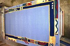 Teppich In Design Blues 80x150 cm Dessin 2001 100% Polypropylen