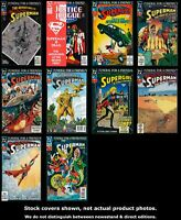 Adventures of Superman 498-83 DC 1992 Complete Set Run Lot 498-83 VF/NM