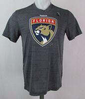 Florida Panthers NHL Reebok Men's Center Ice T-Shirt