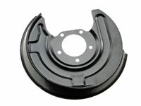 VW Passat 1996 - 2005 Rear Left Brake Disc Cover