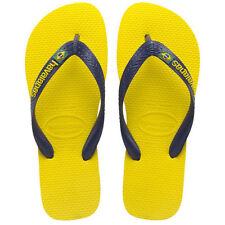 Scarpe da uomo Infradito Havaianas giallo