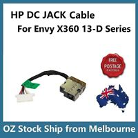 DC Power Jack for HP Pavilion spectre X360 14-ba 14-cd 13-d Series