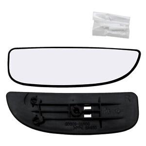 Fits Ford E150 E250 E350 E450 F250 F350 Passenger Side Rear Mirror Glass Backing
