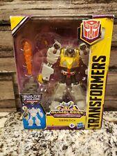 Transformers Bumblebee: Cyberverse Adventures Grimlock NEW