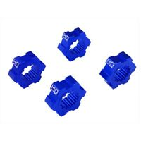 Hot Racing XMX1006 Aluminum 24mm Hex Wheel Hubs Traxxas X-Maxx 6S & 8S