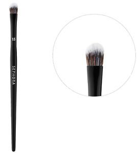 New Black SEPHORA PRO #13 Shadow Brush - Authentic Brand New