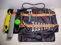 Ferrari 365 Tool Kit_Jack Roll Bag_Pliers_Wrenches_Screwdrivers GTB/4 Daytona OE