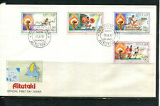 First Day Cover Pacific Stamps