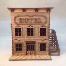 Hotel Brothel MDF 28mm Laser Cut Kit Tombstone Desperado Legends of the Old West