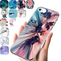 Handy Case für iPhone 7, iPhone 8 Hülle Silikon Muster Schutz Cover Handyhülle
