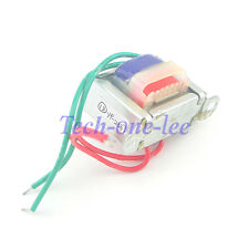 4W 220V to 6V Power Transformer Power Supply Transformer Dual LineTransformer