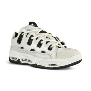 Osiris D3 2001 Skate Shoes - Blizzard/White/Black
