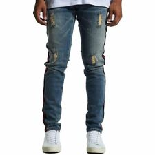 Embellish Pablo Denim Jeans in Blue