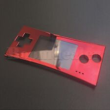 Front Shell Face Plate Case Cover Screen Protect For Nintendo GameBoy Micro GBM