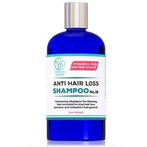Hair Restoration Shampoo for Thinning Hair. Anti-Hair Loss Shampoo Treatment