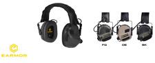 Earmor OPSMEN cuffie POLIGONO M31 Electronic Hearing Protector TAN DE
