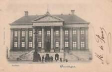 Ansichtkaart Nederland : Groningen - Stadhuis (boxa0095)