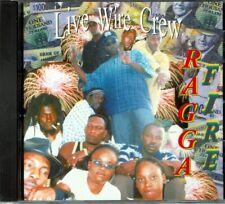 Raga Fire Live Wire Crew    BRAND  NEW SEALED CD