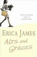 Airs and Graces, James, Erica, Used; Good Book