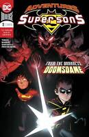 Adventures of the Super Sons #11 DC Comic 1st Print 2019 NM