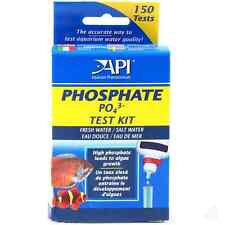 Kit de Prueba de Fosfato de API para Pez Tanque Acuario Marino De Agua Dulce