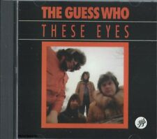 THE GUESS WHO - These Eyes - Pop Rock Music CD