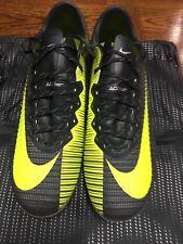 Nike Mercurial Vapor Ix Cr7 Fg Grey Neon Size 7.5 Only
