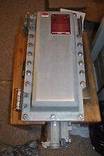 Cooper Crouse-Hinds Arktite Receptacle Circuit Breaker Enclosure EBBRB104 TT90 3