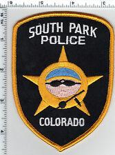 South Park Police (Colorado) Shoulder Patch - new