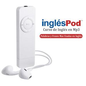 CURSO DE INGLES EN MP3 | InglésPodEnglish Course Español - Inglés, 95 Lecciones