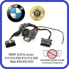 BMW MINI R50 X5 X6 3/5/6series DUMMY OBD PORT POWERED SIREN Anti Theft Security