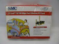 SMC Networks SMC1255 Fast Ethernet PCI Card *New Sealed*