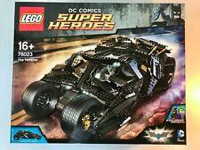 """Lego-Set 76023  SUPER HEROS DC COMICS """"The Tumbler"""" NEU & ORIGINALVERPACKT"""