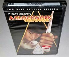 A Clockwork Orange (OOP Factory Sealed 2007 DVD, 2-Disc Special Edition)