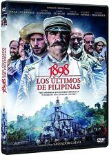 1898 Los Ultimos De Filipinas (2017, DVD New)