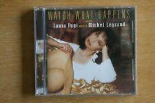 Watch What Happens When Laura Fygi Meets Michel Legrand     ( Box C695)