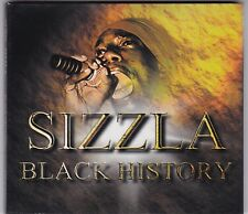 Sizzla-Black History cd album digipack 14 tracks