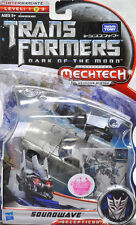 Takara Tomy Transformers DD-13 DOTM Dark of the Moon SOUNDWAVE Brand New UK