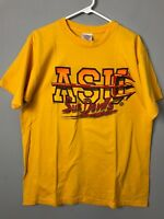 ARIZONA STATE UNIVERSITY Vintage T Shirt 80's College SPORTS Athletics Sundevils