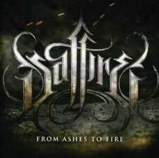 Nuevo Saffire - From Ashes a Fire CD