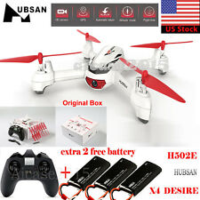 3 Battery Hubsan X4 H502E Rc Quadcopter Drone 720P Hd Camera Gps Altitude Mode