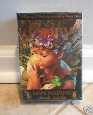 FAIRY LENORMAND ORACLE CARDS INSPIRATIONAL SPIRIT WISDOM TAROT 100% DONATE CATS