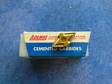 ADAMAS CEMENTED CARBIDE INSERTS - DNMP-543/A -  CNC - 10 PACK