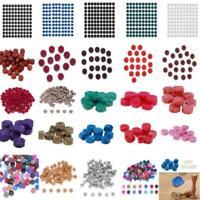 100pcs Paint Sealing Wax Beads For Retro Seal Stamp Wedding Envelope Wax Seal