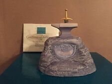 """WDCC Disney Classics Collection """"Sword in the Stone"""" Fantasyland - New in Box"""