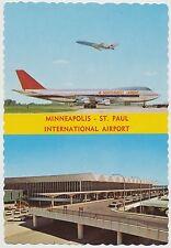 Minneapolis - St. Paul International Airport, Minnesota