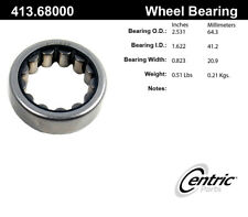 Axle Shaft Bearing-Coil Rear Centric 413.68000E