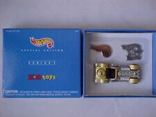Hot Wheels KB Toys Series #1 Gold Sweet 16
